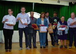 Por primera vez la Formación Profesional argentina fue distinguida con los premios Uniendo