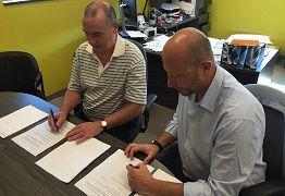 Dos instituciones educativas miembros de la RIET firmaron un acuerdo de cooperación bilateral
