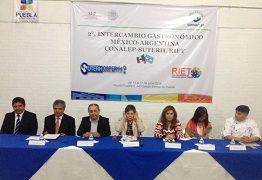 La transmisión de conocimientos educativos en el II intercambio gastronómico entre México y Argentina