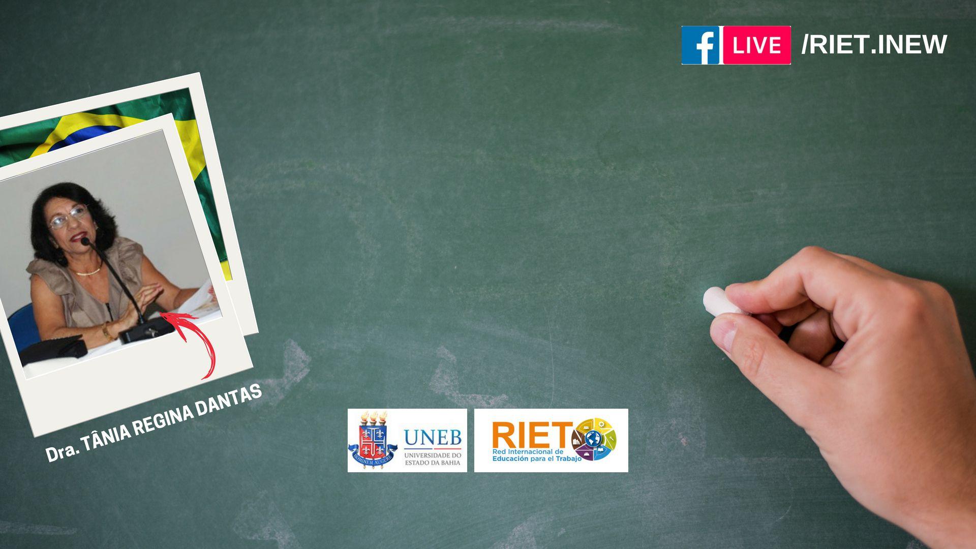 ¿Querés conocer cómo es la formación de profesores en la educación de jóvenes y adultos, desde la perspectiva de la inclusión social en Brasil?