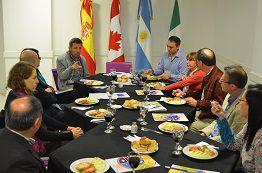Primera Reunión de Trabajo del Comité Asesor Internacional de la RIET