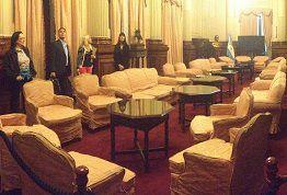 Visitas institucionales: Palacio Legislativo de la Nación Argentina