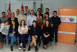 """Cierre de la """"Primera Reunión del Comité Asesor Internacional de la RIET"""""""