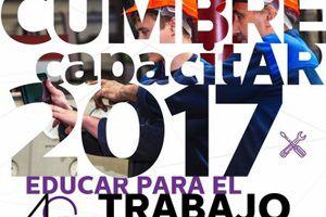 """2ª Cumbre de Formación Profesional """"capacitAR 2017"""""""